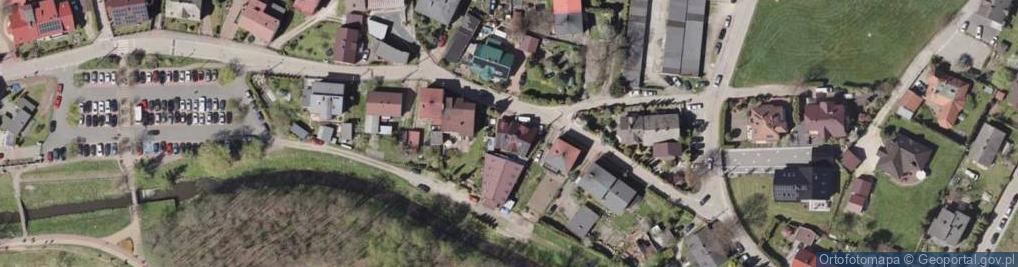 Zdjęcie satelitarne Nad Jeziorem 28