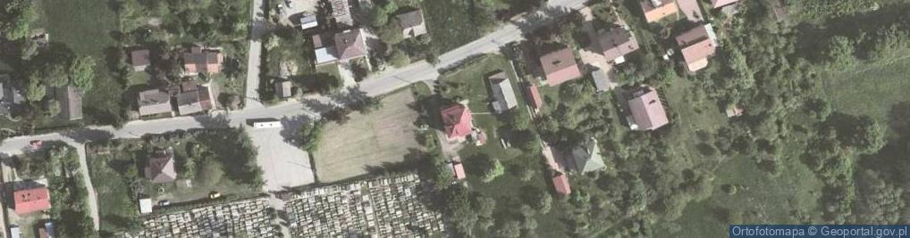 Zdjęcie satelitarne Niewodniczańskiego Henryka ul.