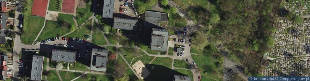 Zdjęcie satelitarne Nowaka Ignacego, dr. ul.