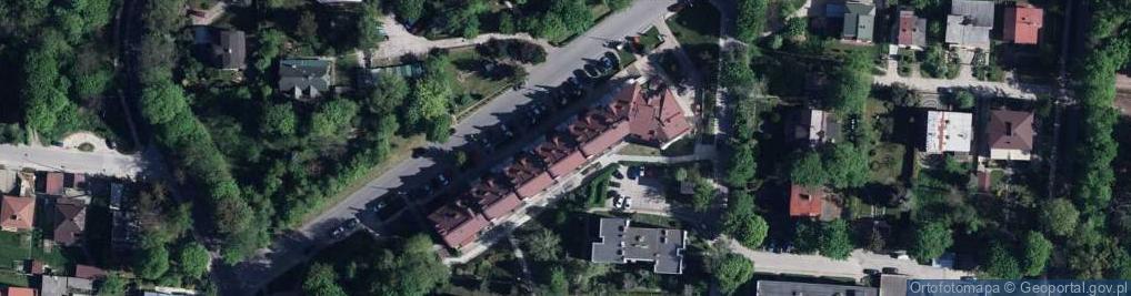 Zdjęcie satelitarne Nowickiego Fortunata 2