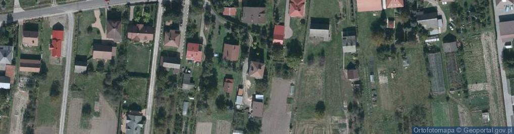 Zdjęcie satelitarne Nowa Wieś 20c