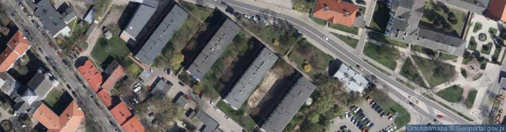 Zdjęcie satelitarne Nowowiejskiego Antoniego Juliana, abp. 3