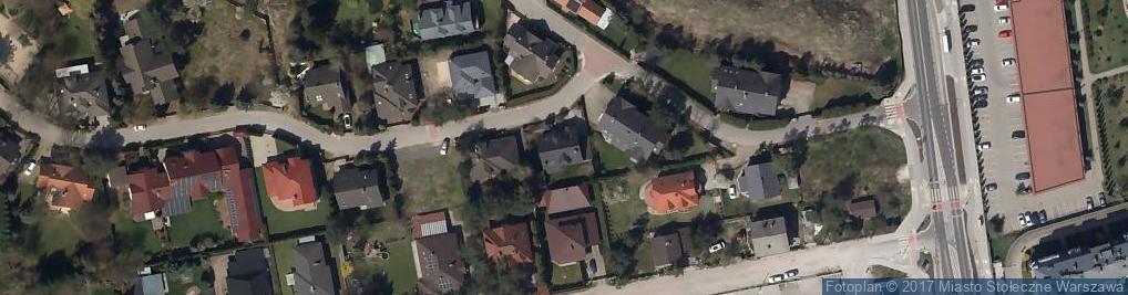 Zdjęcie satelitarne Okrągła 7