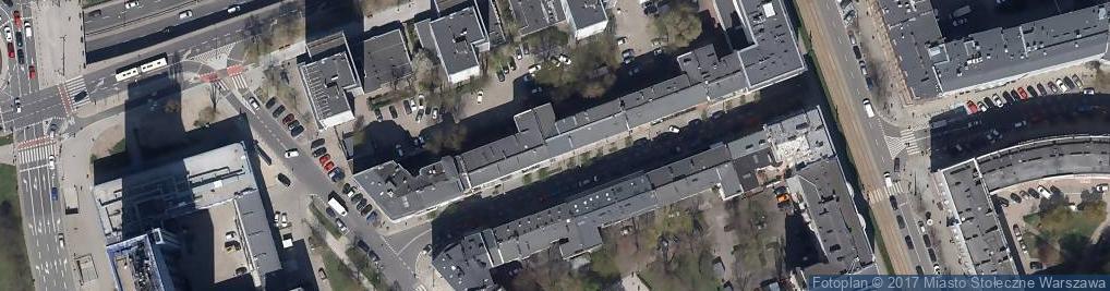 Zdjęcie satelitarne Oleandrów 6