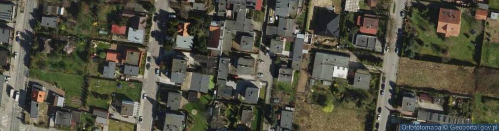 Zdjęcie satelitarne Orzeszkowej Elizy 16
