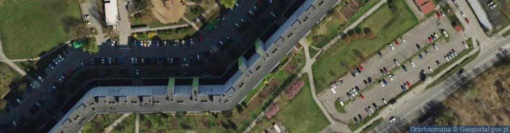 Zdjęcie satelitarne Osiedle Orła Białego 64