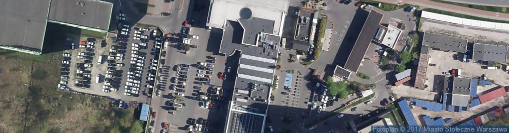 Zdjęcie satelitarne Ostrobramska ul.