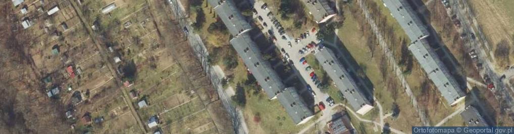Zdjęcie satelitarne Paderewskiego Ignacego Jana 20