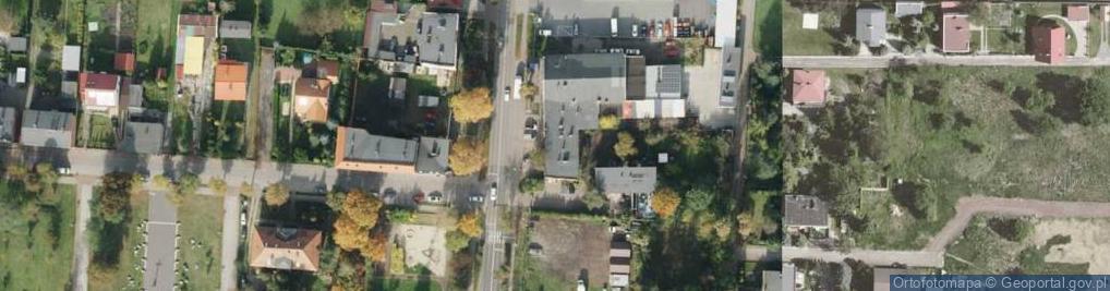 Zdjęcie satelitarne Paderewskiego Ignacego Jana 34