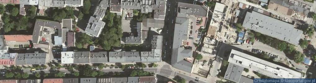 Zdjęcie satelitarne Pędzichów 24