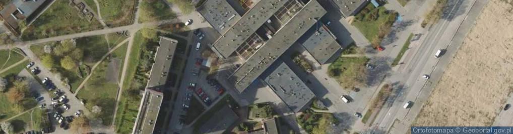 Zdjęcie satelitarne Pilotów 3