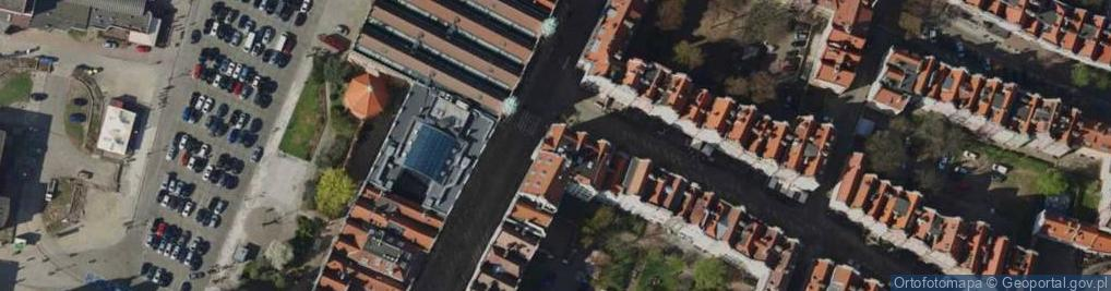 Zdjęcie satelitarne Piwna 1/2