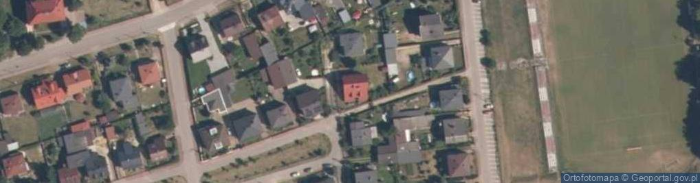 Zdjęcie satelitarne Plac Siniarskiego, dr. 6