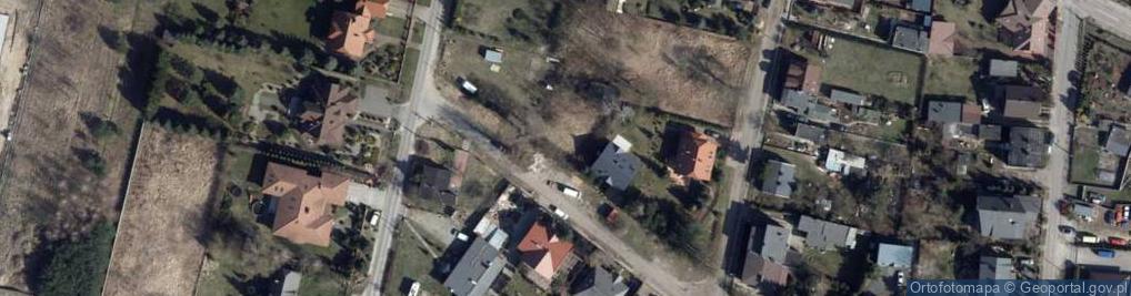 Zdjęcie satelitarne Poselska 4