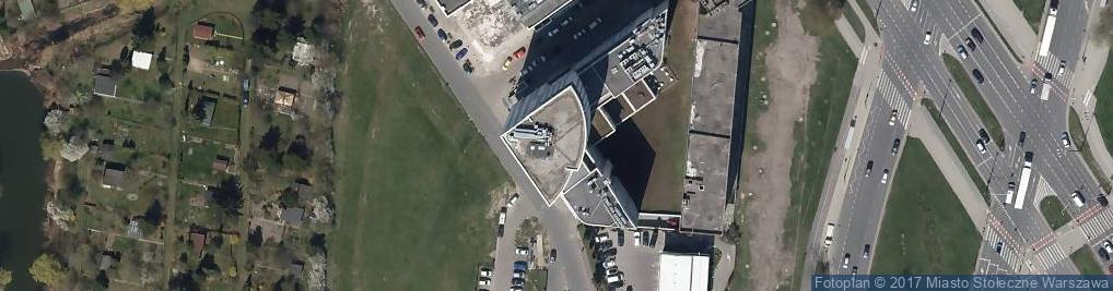 Zdjęcie satelitarne Pory ul.