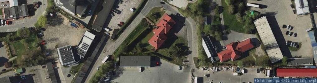 Zdjęcie satelitarne Przemysłowa 6