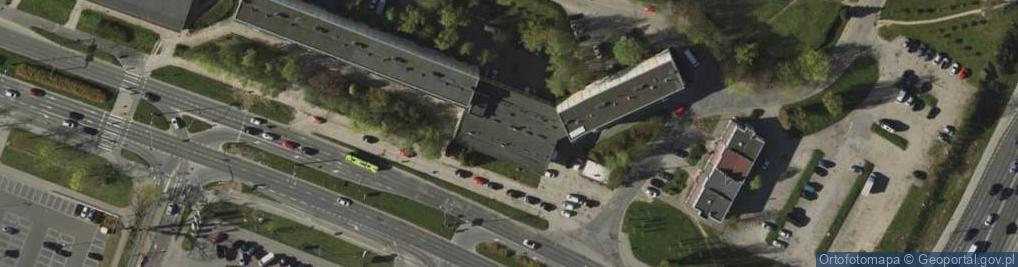 Zdjęcie satelitarne Pstrowskiego Wincentego 31