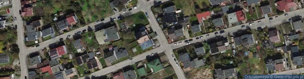Zdjęcie satelitarne Radomska 16A
