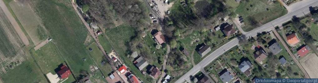 Zdjęcie satelitarne Ranoszka R., prof. 138A