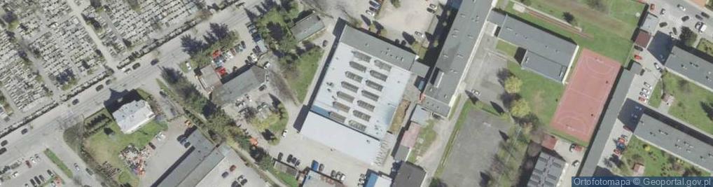 Zdjęcie satelitarne Rejtana Tadeusza 18