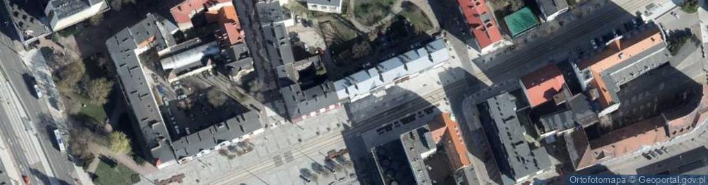 Zdjęcie satelitarne Sikorskiego Władysława, gen. 135