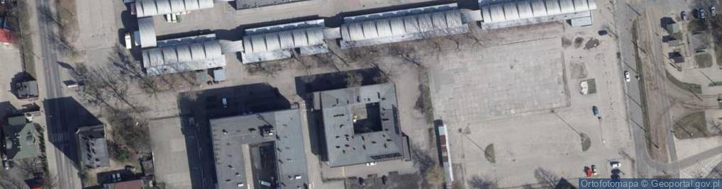 Zdjęcie satelitarne Skargi Piotra, ks. 8/10