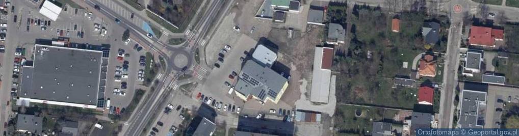 Zdjęcie satelitarne Śmigielskiego Walentego, ks. ul.