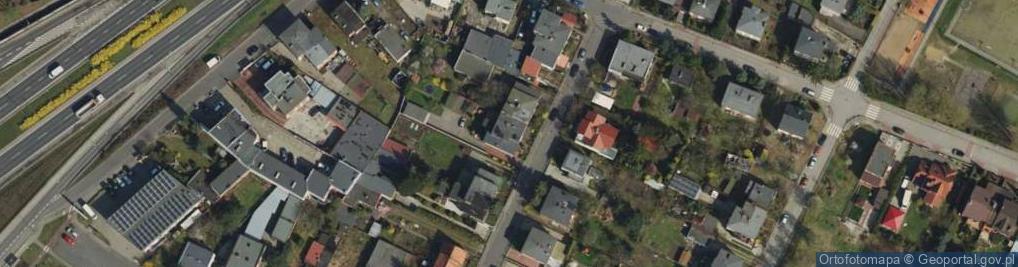 Zdjęcie satelitarne Śmigielska 6