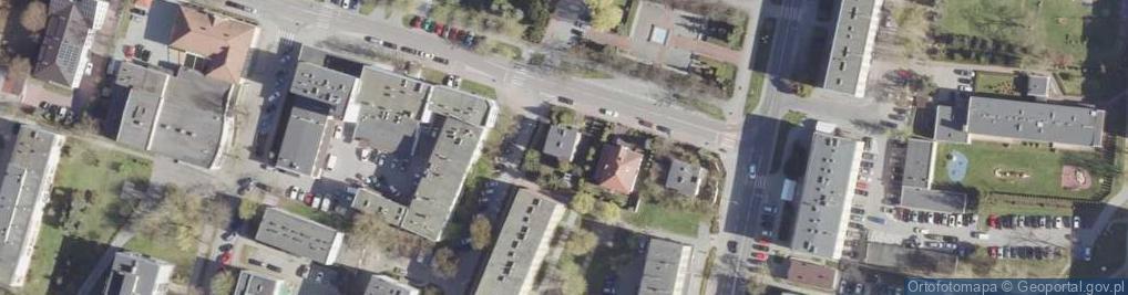 Zdjęcie satelitarne Sokola 3a