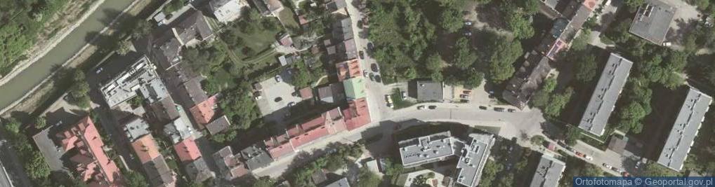 Zdjęcie satelitarne Spiska 15