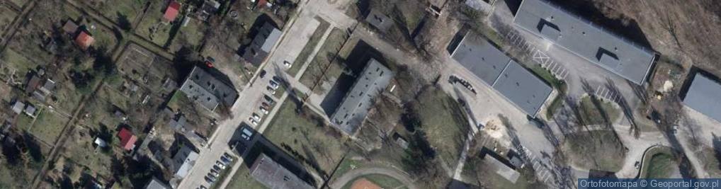 Zdjęcie satelitarne Sporna 19/23
