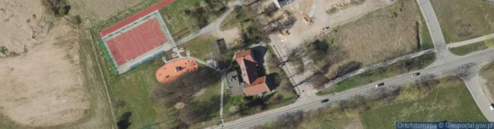 Zdjęcie satelitarne Stokłosy 1