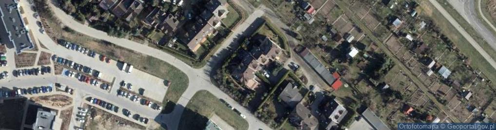 Zdjęcie satelitarne Starzyńskiego Stefana 36