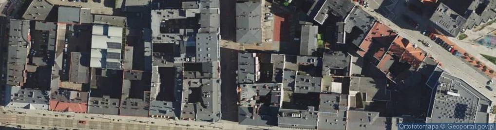 Zdjęcie satelitarne Stawowa 8