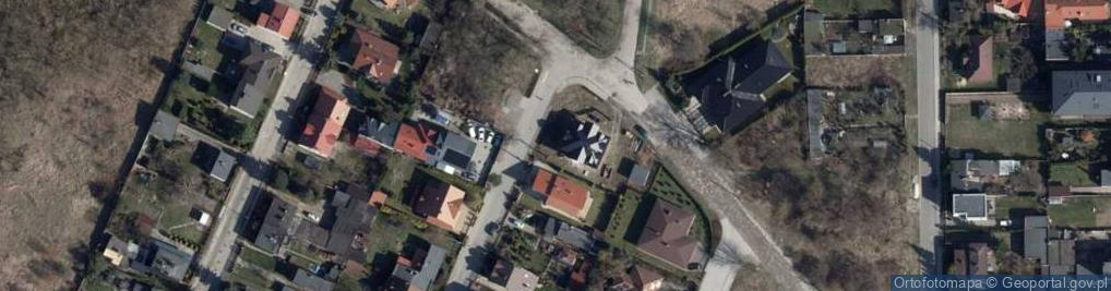 Zdjęcie satelitarne Stylowa 25