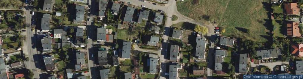 Zdjęcie satelitarne Stefańskiego Walentego 15