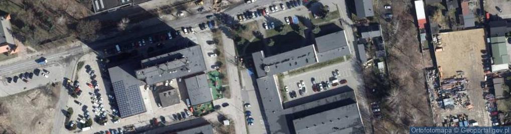 Zdjęcie satelitarne Struga Andrzeja 21
