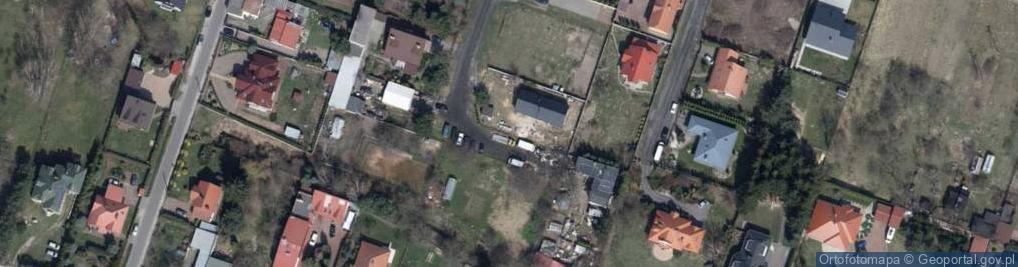 Zdjęcie satelitarne Swojska 19