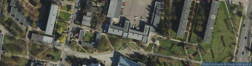Zdjęcie satelitarne Swoboda ul.