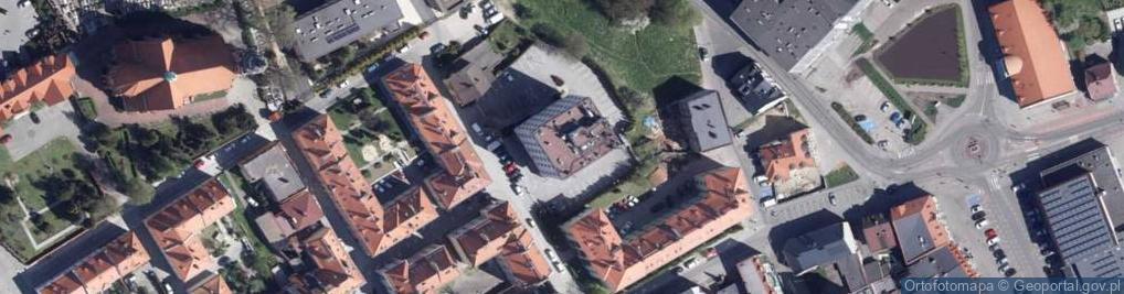 Zdjęcie satelitarne św. Jana 16