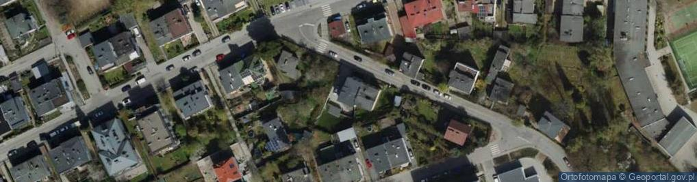 Zdjęcie satelitarne Tatrzańska ul.