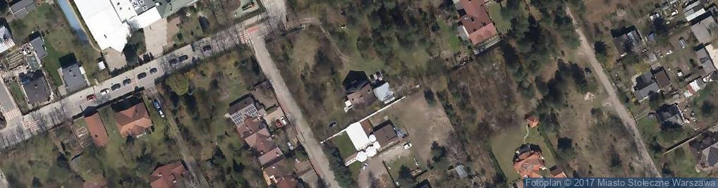 Zdjęcie satelitarne Tapetowa ul.