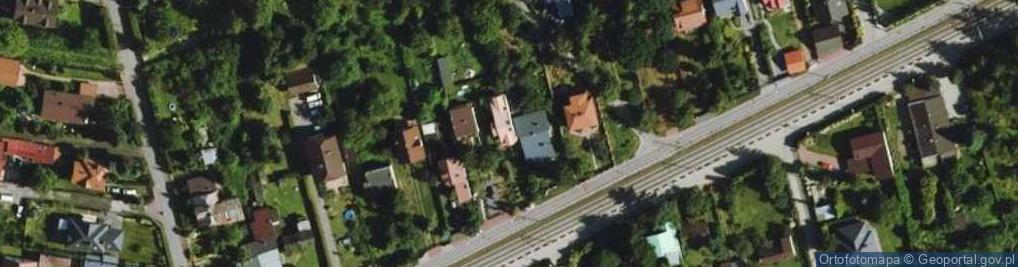 Zdjęcie satelitarne Warszawska 32