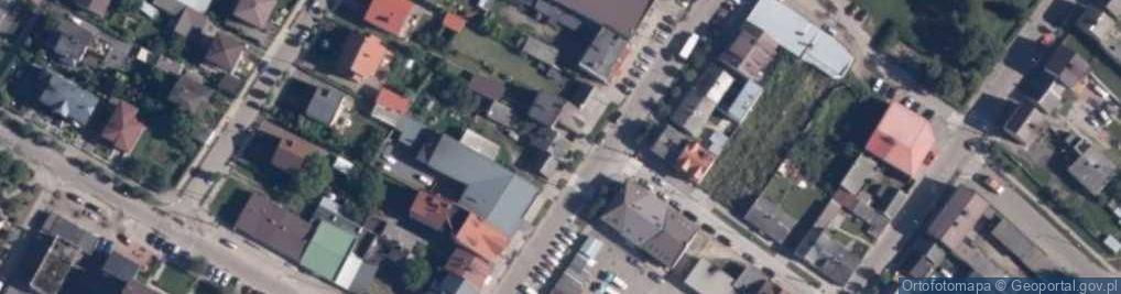 Zdjęcie satelitarne Wetmańskiego Leona, bp. 53