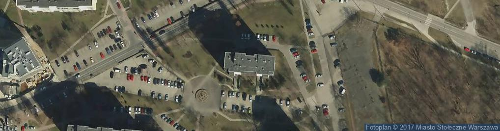 Zdjęcie satelitarne Widawska ul.