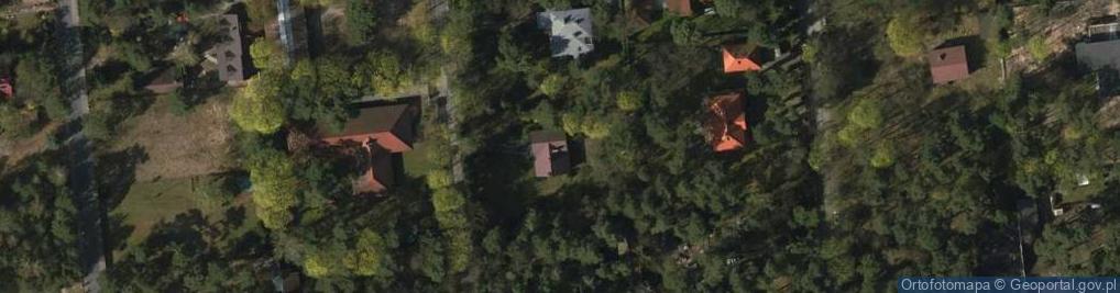 Zdjęcie satelitarne Wojewódzka 27