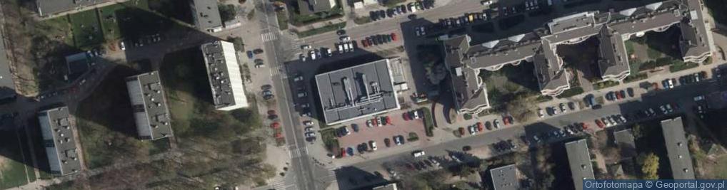 Zdjęcie satelitarne Wojciechowskiego Stanisława 41