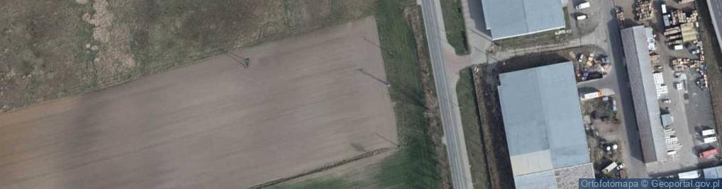 Zdjęcie satelitarne Wspólna 8