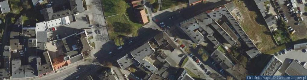 Zdjęcie satelitarne Wyszyńskiego Stefana, ks. kard. ul.