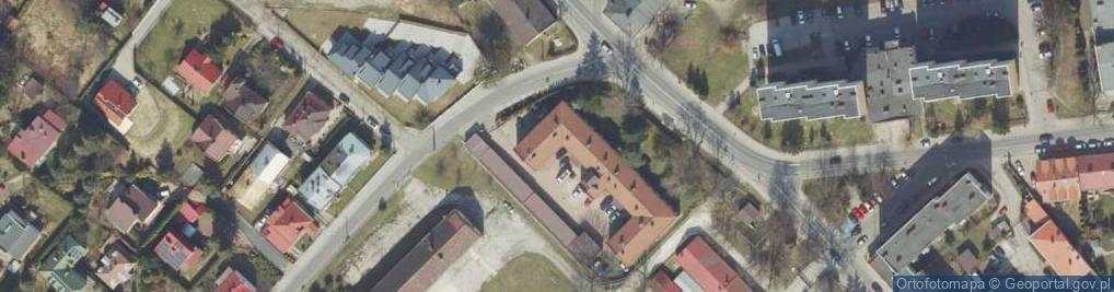 Zdjęcie satelitarne Zawiszy Czarnego 1